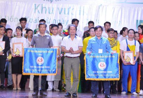 2 giải ba cho Cao su Hoàng Anh Mangyang K và Chư Pah Kampong Thom