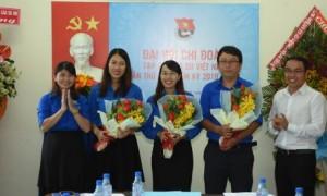 Ban Chấp hành nhiệm kỳ 2019 - 2022 ra mắt đại hội