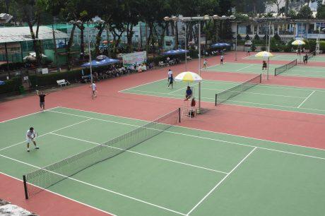 Giải đấu được tổ chức tại Cung Văn Hóa Lao Động Tp. HCM