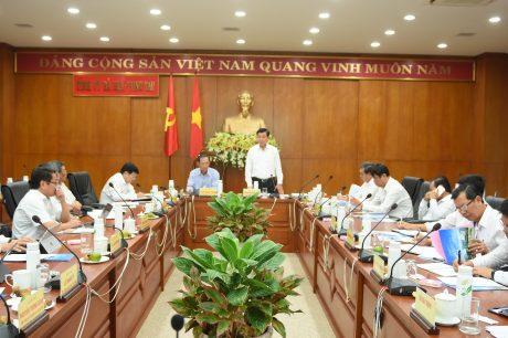 ông Nguyễn Hồng Lĩnh, Ủy viên Trung ương Đảng, Bí thư Tỉnh ủy, Chủ tịch HĐND tỉnh