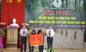 Công ty được nhận cờ thi đua xuất sắc của Thủ tướng Chính phủ