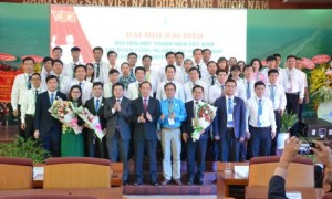 Ủy ban Hội LHTN Việt Nam VRG khóa III ra mắt đại hội