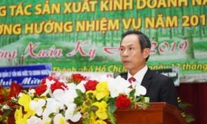 Ông Trần Ngọc Thuận – Bí thư Đảng ủy, Chủ tịch HĐQT VRG.