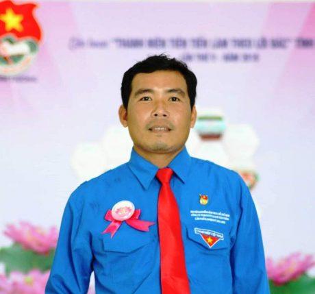 Đỗ Minh Thành – CN khai thác NT Đoàn Văn Tiến, Công ty TNHH MTV Cao su Dầu Tiếng.