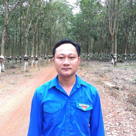 Anh Hà Minh Cảnh – Bí thư ĐTN Công ty CPCS Sa Thầy