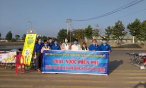 Trình diễn máy cày ngầm tại Công ty CPCS Tây Ninh