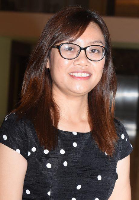 Bà Nguyễn Hải Vân - Phó GĐ Trung tâm Con người và Thiên nhiên (PanNature). Ảnh: Vũ Phong