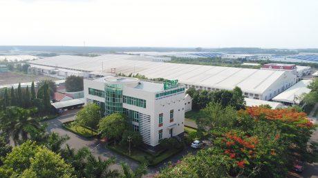 KCN Bắc Đồng Phú. ẢNH: Đào Phong
