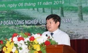 Ông Huỳnh Văn Bảo – TGĐ VRG