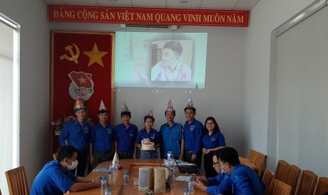 Sôi nổi các hoạt động kỷ niệm 89 năm ngày thành lập Đoàn
