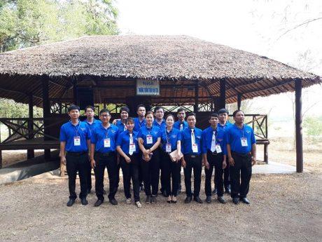 Về nguồn tại Khu di tích cấp quốc gia đặc biệt, căn cứ quân giải phóng miền nam Việt Nam tại Tà Thiết – Lộc Ninh