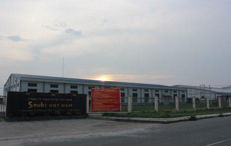 Công ty CP Công nghiệp An Điền đang mở rộng KCN Rạch Bắp giai đoạn 2 thêm 360 ha. Ảnh: Anh Quân