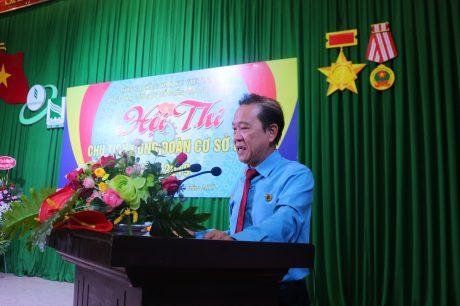 Ông Võ Việt Ngân – Phó Chủ tịch CĐ CSVN, thay mặt Ban Giám khảo đã đánh giá cụ thể từng phần thi của các thí sinh