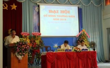 Cao su Tây Ninh chia cổ tức vượt 53% kế hoạch