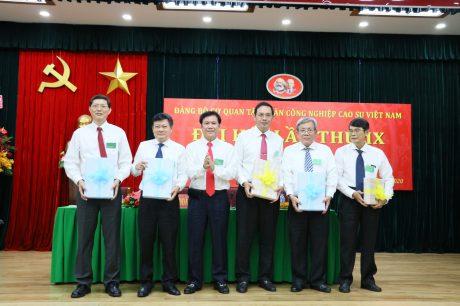 đ/c Lê Thanh Hưng – Phó TGĐ VRG