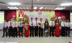 Đồng chí Nguyễn Khánh Toàn  tái đắc cử Bí thư Đảng bộ Cao su Hà Tĩnh