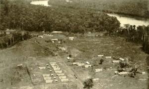 Đồn điền cao su Cây Gáo những năm 1920 – 1930.