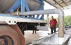 Hiệu quả cải tiến trong xử lý pha trộn mủ nguyên liệu