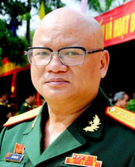 Đại tá - PGS-TS Hồ Sơn Đài. Ảnh: TL