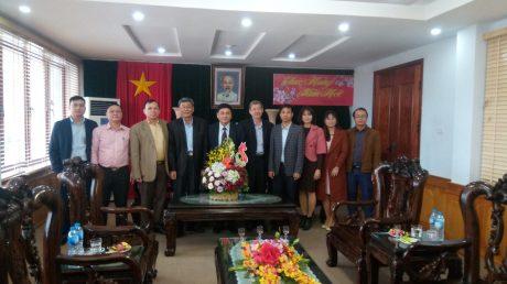 Lãnh đạo VRG thăm, chúc Tết tại tỉnh Điện Biên.